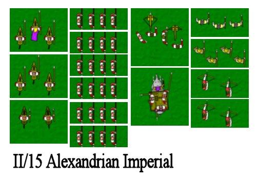 I Liga de DBA del club RECS - Página 3 Aleximp_army